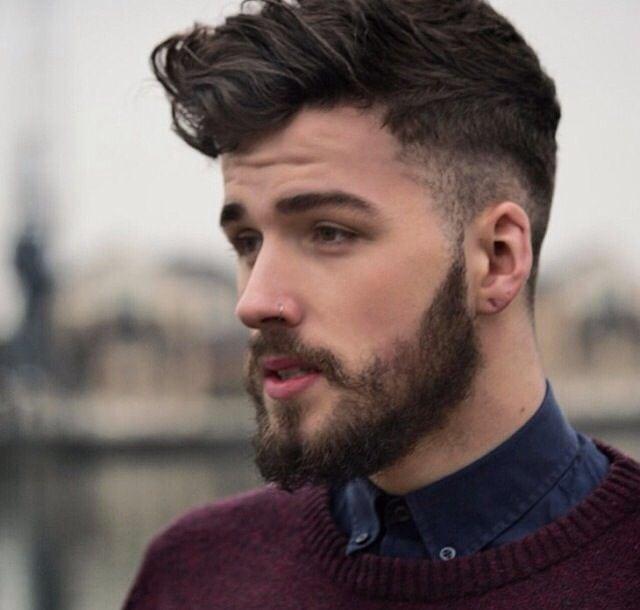 man candy monday hot guys with beards