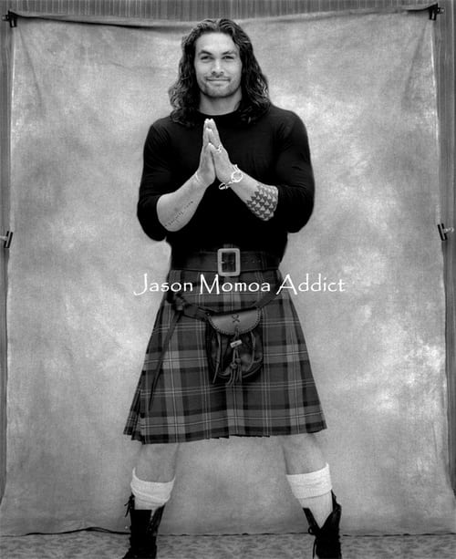 jason moama, kilt, legs, sexy, man candy, eye candy, romance, dating , flirting, entertainment, images, pictures,