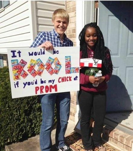 Disturbing Trend In Prom Proposals Kool Aid And Watermelonally