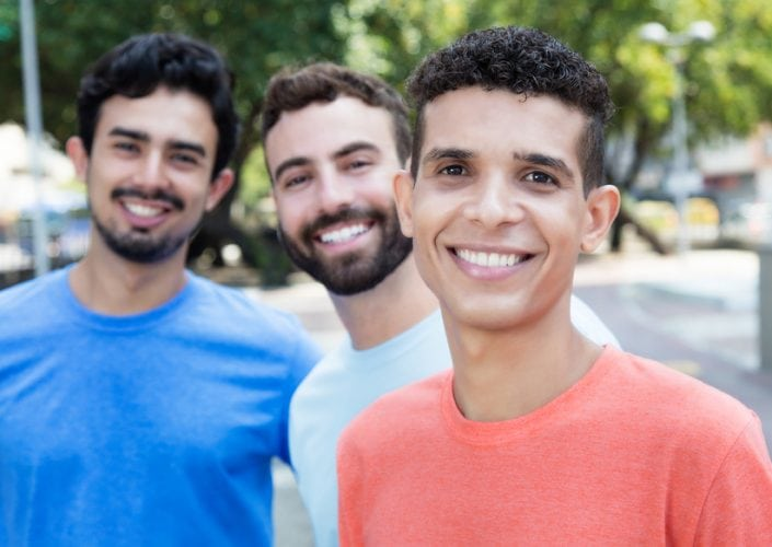 dating a hispanic male Interested in dating latin men and want to know more about their culture guest blogger miranda santiago gives the inside scoop on swirling with latin men.