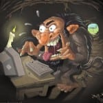 What We Thought All Along! Internet Trolls are Sociopaths, Narcissists, and Sadists
