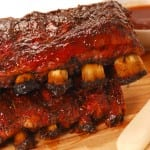 ChefBob: Not Your Every Day Smoked Pork Spare Ribs