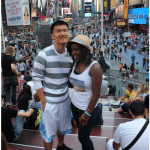 Ricky on Danielle, Their Anniversary, and Black-on-Asian Love