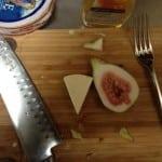 Blue Cheese, Hazelnuts and Honey Polenta–Recipe