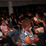 LMU Book Signing Full of Young, Black Women and Fathers Concerned for Their Daughters