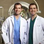 """Crazy Diets: Two Hot Twin Doctors Put the """"Low Fat"""" and """"Heavy Protein"""" Diets to the Test. Guess Which Came Up on Top?"""
