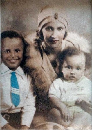 Harry Belafonte, history, baby picture, civil rights, activist,
