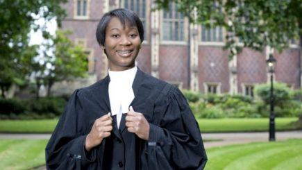 Gabrielle Turnquest, lawyer, barrister, United Kingdom, England, history, Virginia, University of Virginia, fashion, world record, Bahamas, international, college, higher education, successful black girl, teenager,
