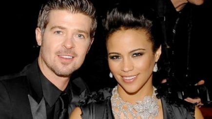 Robin Thicke, Paula Patton, celebrity, marriage, divorce, gossip, rumor, mixed marriage, swirling, biracial, open relationship, black women, white man, Hollywood, Miley Cyrus,