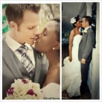 Yolette and Dustin, Wedded Bliss