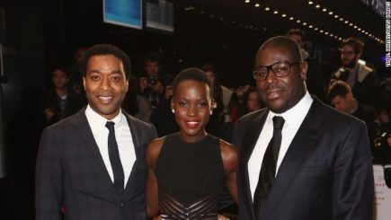 The Root, British born, Lupita Nyong'o, Steve McQueen , black women, allies, culture, politics, power, networks, support networks,