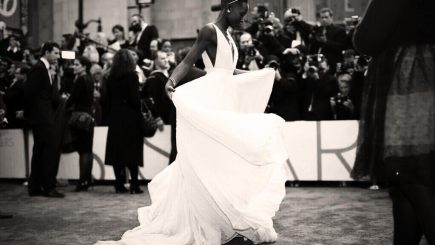Lupita Nyong'o, best dress, Oscar's, Prada, gown, Hollywood, award, television, 12 Years a Slave, best dressed, fashion, style, icon, black woman, beautiful, inspiration, red carpet look,
