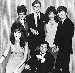 Ronettes and the Beatles