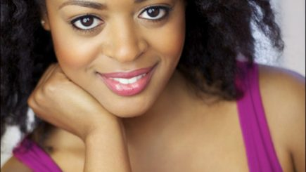 naturalnista, vblogger, actress, friend to the room, entertainment, video, soap operas, natural hair, LaToya Codner, Days of Our Lives, NBC