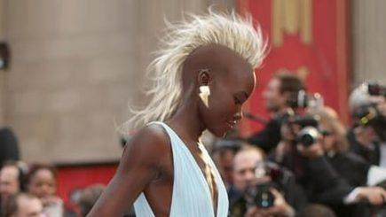 Lupita Nyong'o, Halle Berry, Kenyen, African, X men, character, movies, Angela Bassett, actress, Storm, comics,