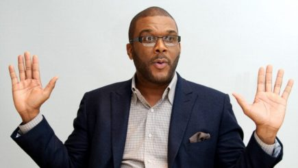 black women, radio, Tom Joyner, morning, show, Christelyn Karazin, damaging stereotype, perception, media, movies, producer, Tyler Perry, interview, option, self esteem, tropes,