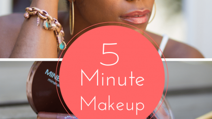 beauty, save money, early morning routine, makeup for black women, natural makeup, clean face, brown skinned black woman, putting on your face, facial makeup, black woman, makeup, style, fashion, skin care, mineral makeup, advice, makeup tips,