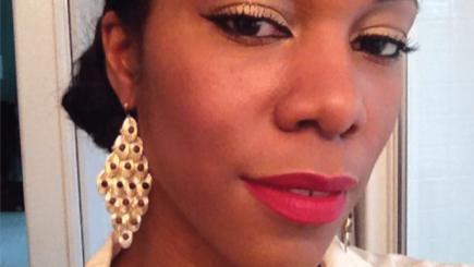 Karyn Washington, beauty, solidarity, social media, black women, suicide, self esteem, depression, support, red lips, bodies of black women, politics, pop culture, beauty standards, hip hop, #DarkSkinRedLipProject, #NoBareLips30, Keiko Kaveri,