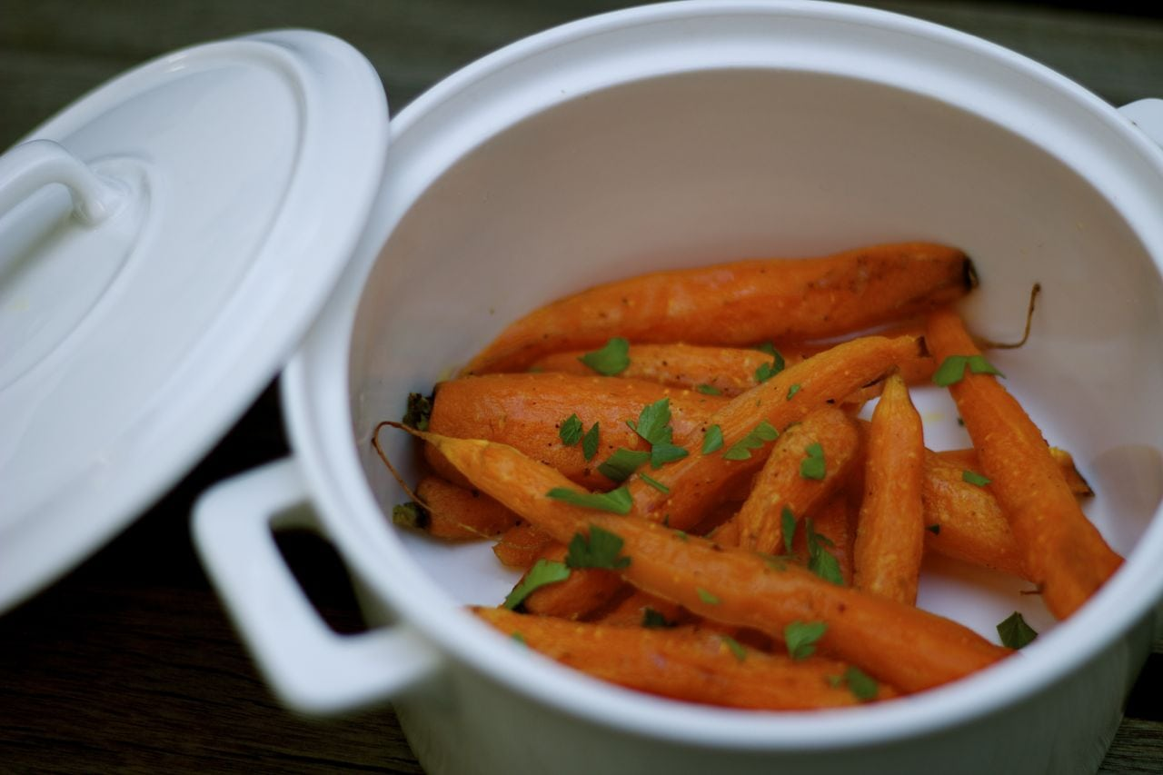 Sweet and Paleo-Friendly Honey Roasted Carrots