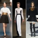 #Trending: Black + White = Art Deco Chic