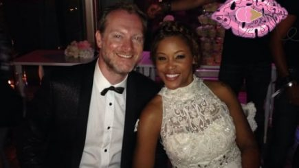 Maximilian Cooper, Eve, wedding, tying the knot, engagement, black women with white men, nuptials, entertainment, culture, society, British,