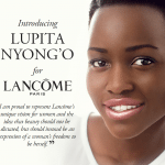 Lupita Graces Her First Lancome Ad… Take a Look!
