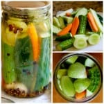 Cucumber Season Means Home Made Pickles!