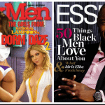 The Unfair 'Options' Media Message: What Do These Two Magazine Covers Tell You?