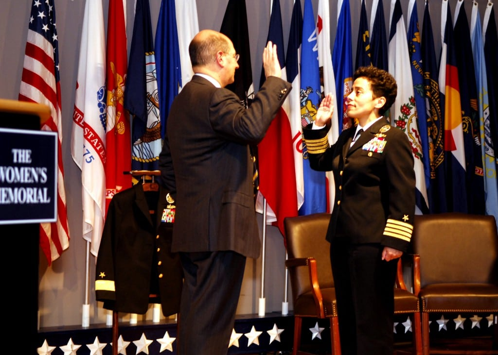 Adm. Michelle Howard, black woman, Navy, historical, promotion, successful, military career, breaking barriers,