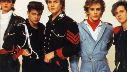 TBT, hot guys, entertainment, music, history, pop culture, British men, UK, interracial dating, video, music, creative arts, duran duran, nick rhodes, simon le bon, roger taylor, andy taylor, john taylor
