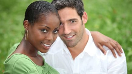 Black Woman Dating A White Man