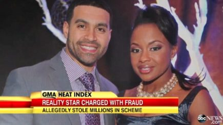 Phaedra Parks, Apollo Nida, conviction, black father, poor example, marriage, prison, conviction, Black fathers, money, RHOA, realty show,
