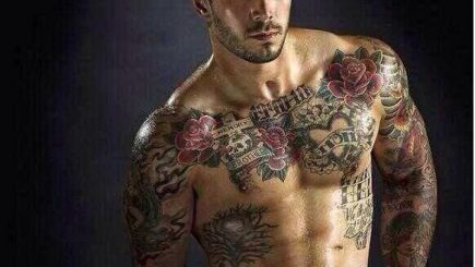 alex minsky, amputees, sexy men, men with tattoos, ink, man candy monday, flirting, dating, non black men, black women, interracial, dating, romance, swirling,