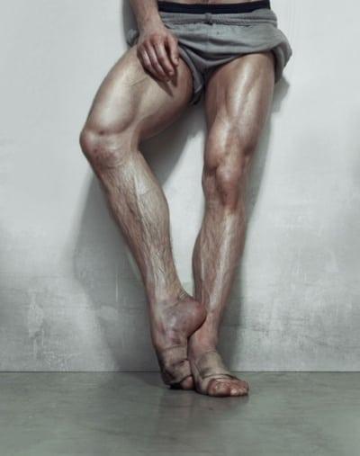 male dancers, ballet dancers, man candy monday, muscles, legs, art, theater, performing art, body, hot guys, sexy men, black women, non black men, bodies,