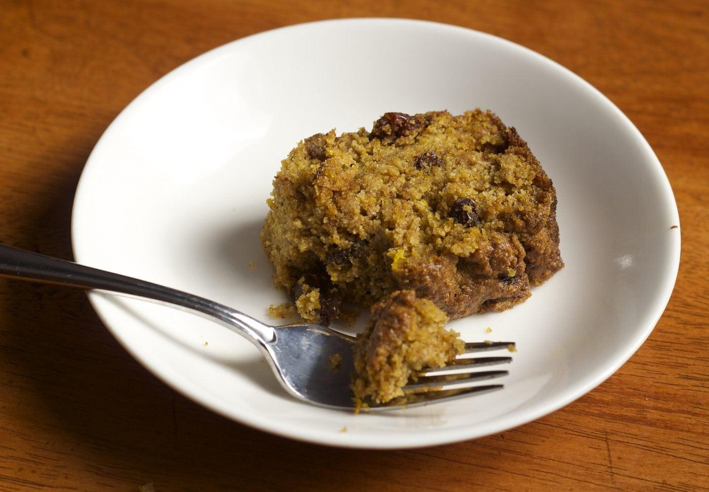 Best-Ever Paleo Zucchini Raisin Bread