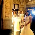 Video: BB&W Fan Get Married, Serenades Groom; Bring Him to Tears
