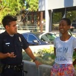 "Celebrity Interracial Couple, Daniele Watts and Partner Detained by L.A. Police Who Mistook Her for  Hoe and Her ""John"""