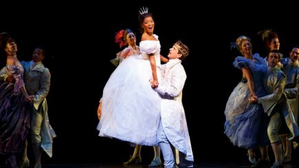 Broadway, entertainment, New York, Keke Palmer, actress, society, culture, race, Hollywood, actress, Cinderella, leading lady, New York,