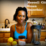 Want Strong Hair and Great Skin? Antioxidant-Rich Citrus Smoothie