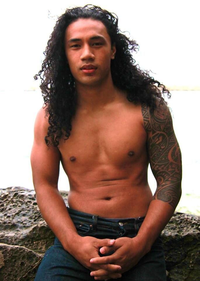 Sexy samoan boys