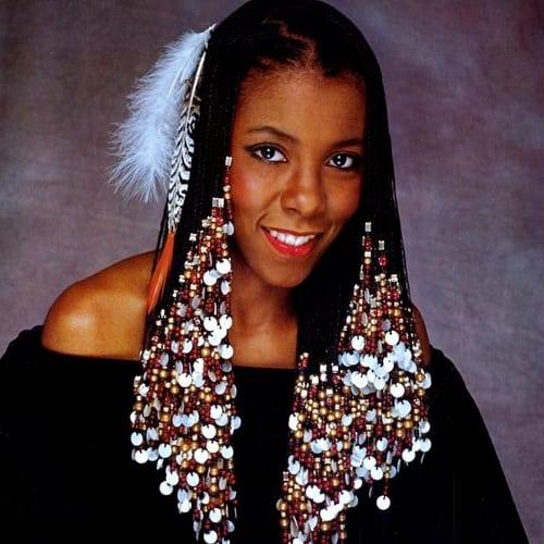 TBT: Brown Girls Rocking Beads On Braids