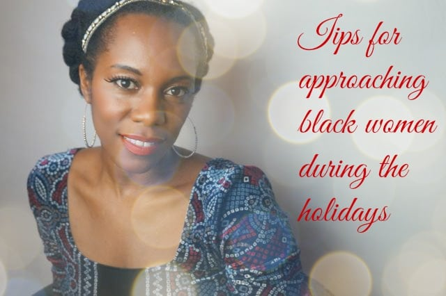 Tips on how to approach black women with confidence beyond black what better time of year than the holidays to give you the little nudge you need to get the girl youve had your eye on ccuart Gallery