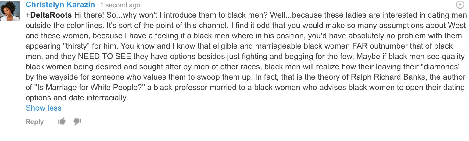 Black Men Sexing White Women