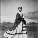 Black Women in History: A Nineteenth Century Image of Black Beauty From Lima, Peru