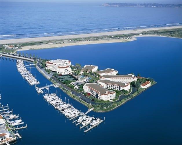 Loews-Coronado-Bay-Resort-aerial-shot