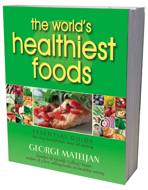 This is a must buy the worlds healthiest foods by george the worlds healthiest foods by george mateljan beyond black white forumfinder Choice Image