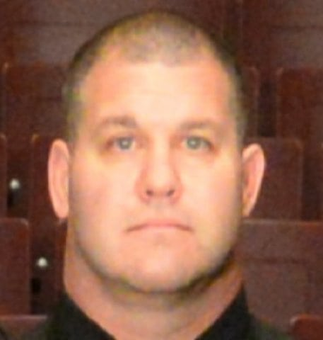 John Smelser, Knox Count Schools security officer. (KNOX COUNTY SCHOOLS)