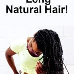 How to Make Your Natural Hair Grow