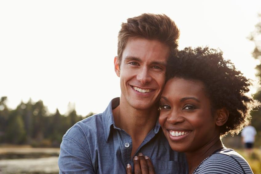 Interracial dating struggles