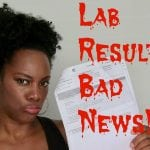 My Shocking Lab Results…It's Almost Unbelievable.